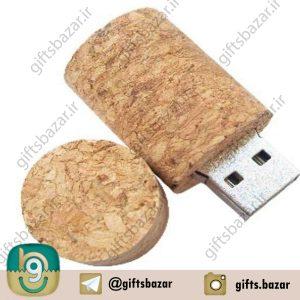 Cork flash memory