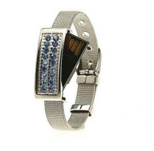 فلش مموری کریستالی دستبند